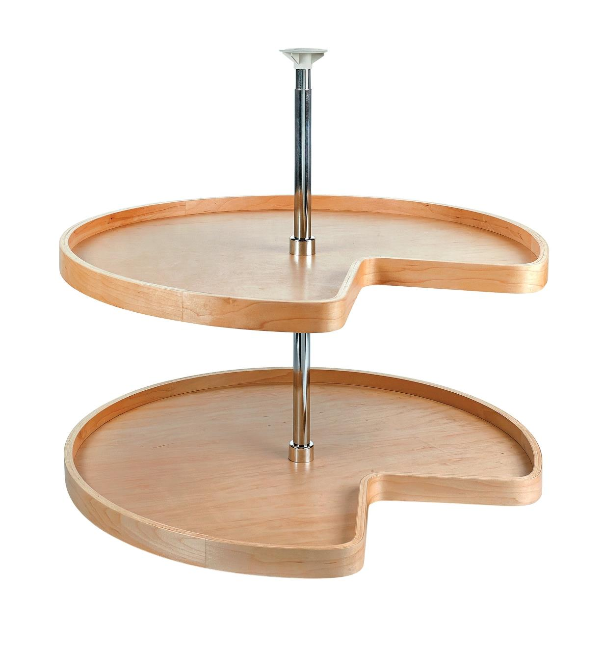"12K7410 - 28"" Kidney Shelf Set"