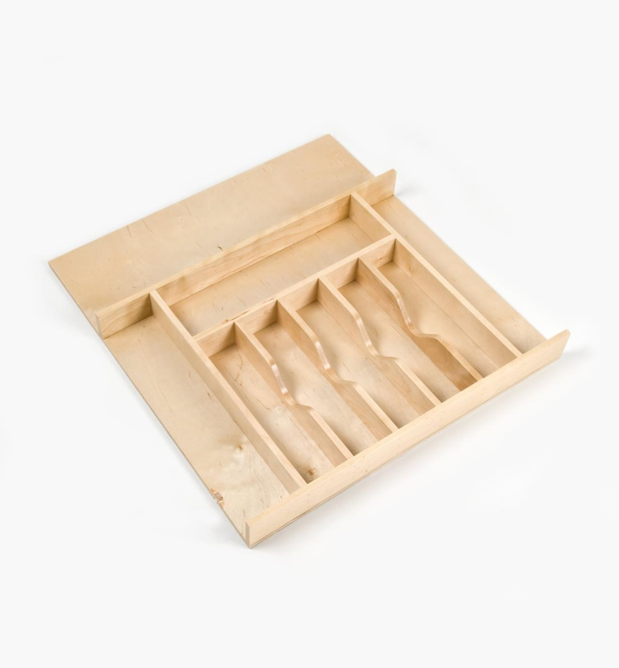 """12K7540 - Large Cutlery Tray, 20 5/8"""" × 22"""""""