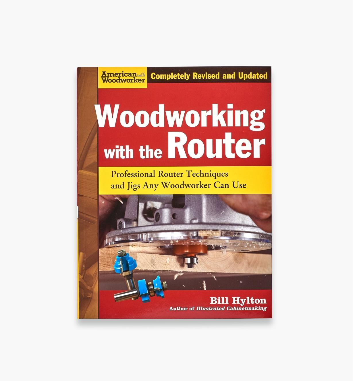 49L5035 - Woodworking with the Router – Revised Edition