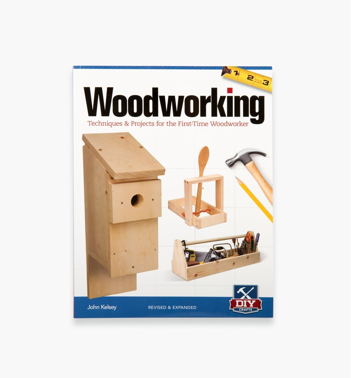49L5094 - Woodworking – Techniques and Projects for the First-Time Woodworker