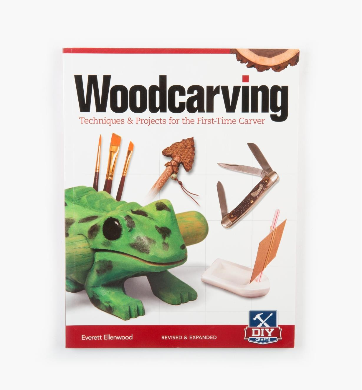 49L5095 - Woodcarving – Techniques and Projects for the First-Time Carver