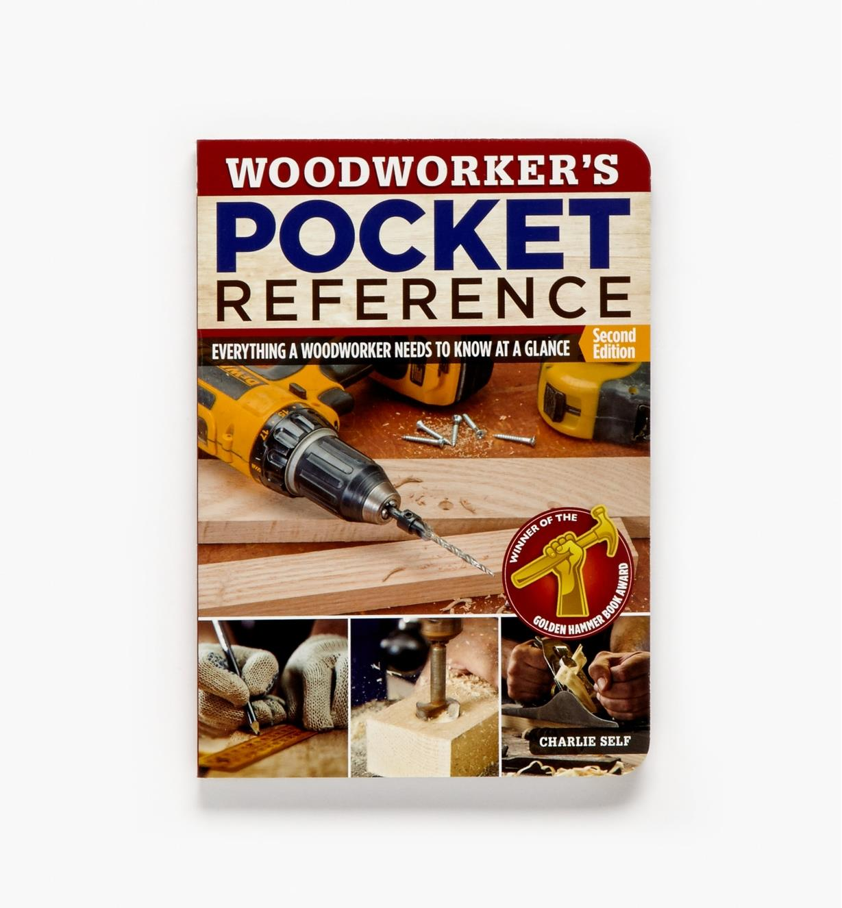49L5099 - Woodworker's Pocket Reference, 2nd Edition