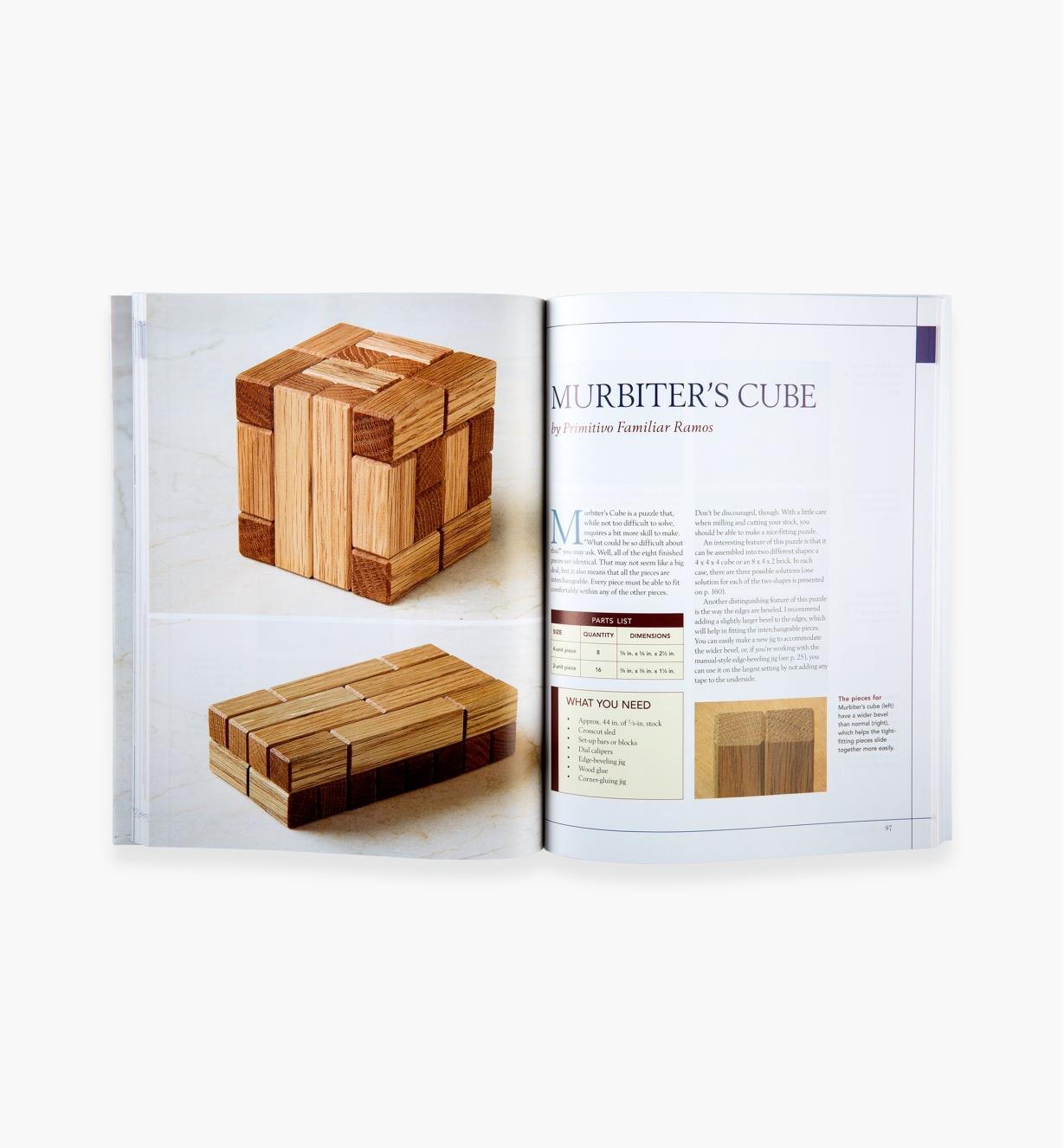 73L0219 - Wooden Puzzles
