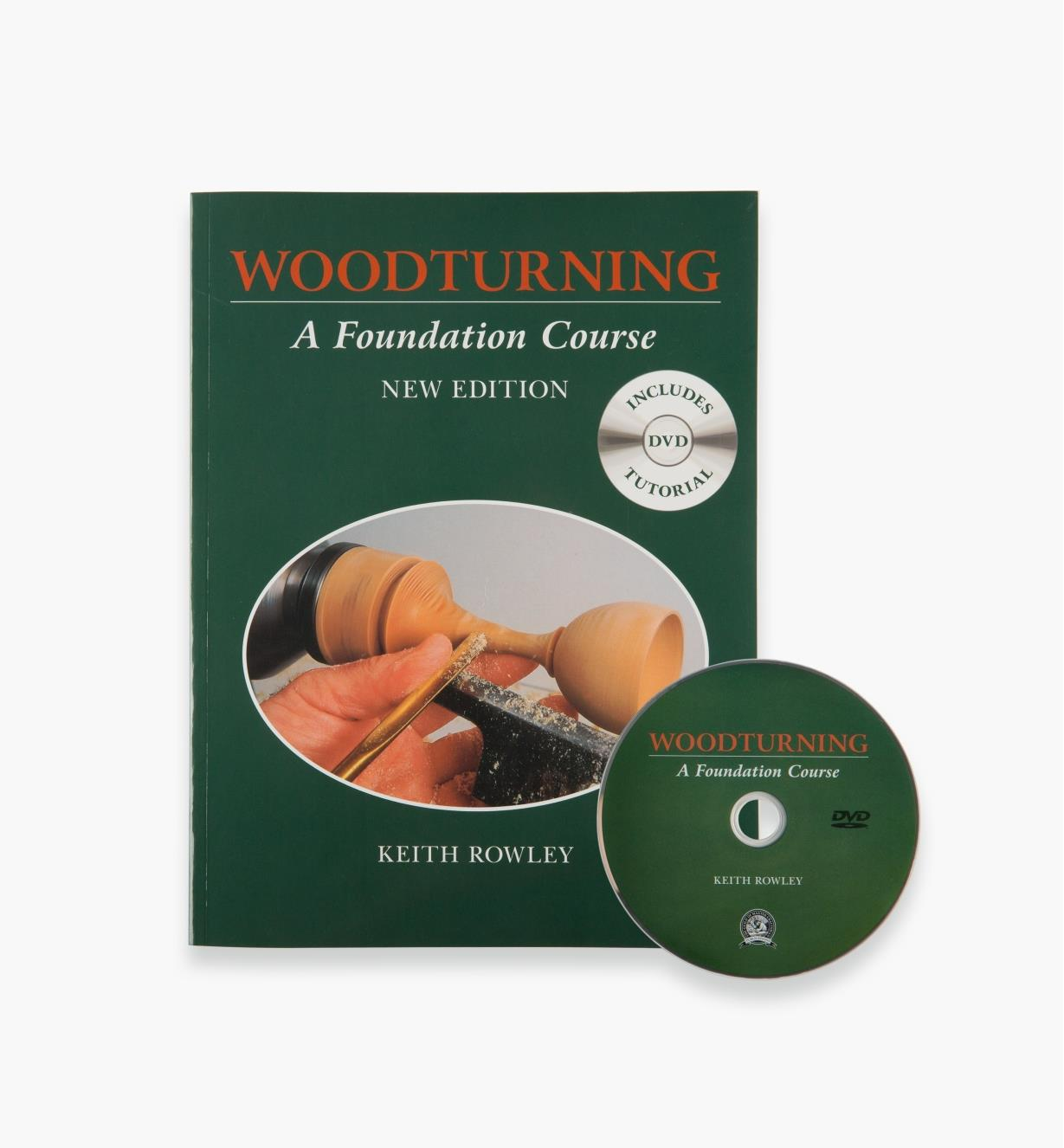 73L0291 - Woodturning – A Foundation Course