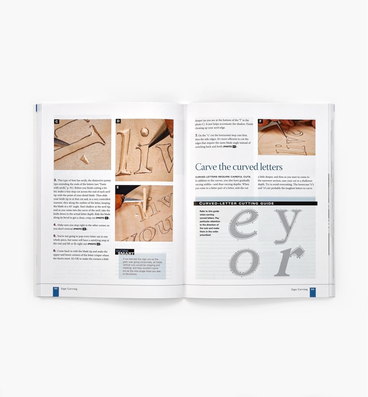 73L0422 - Wood Carving Basics - Book