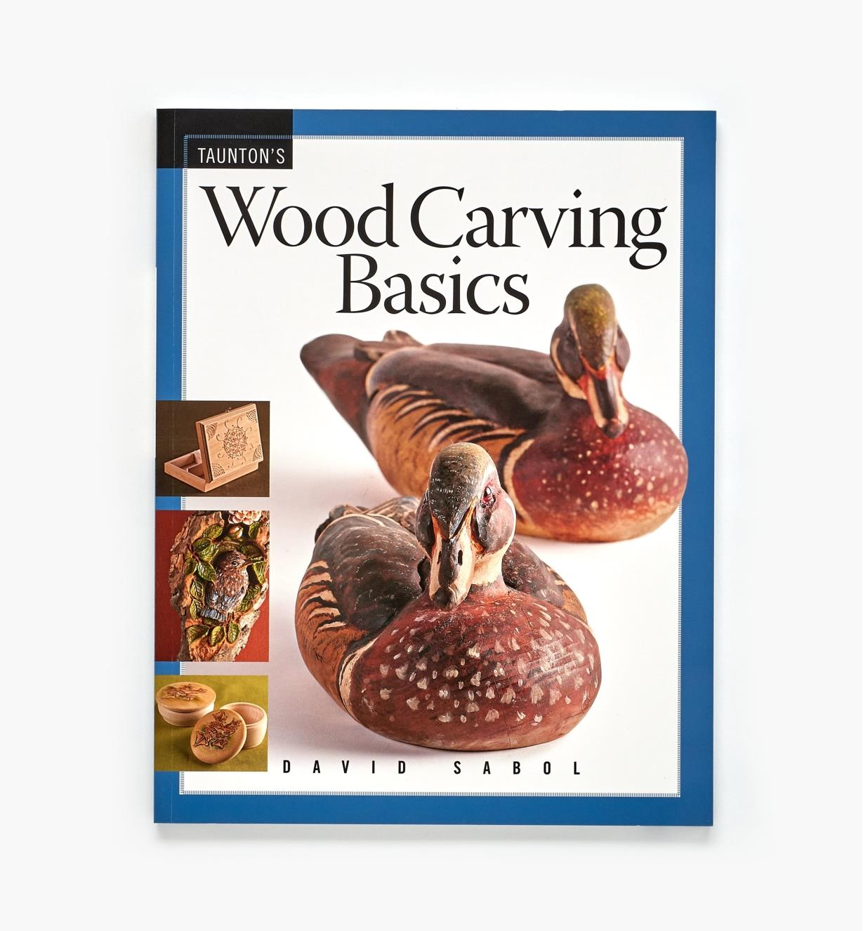 73L0422 - Wood Carving Basics — Book