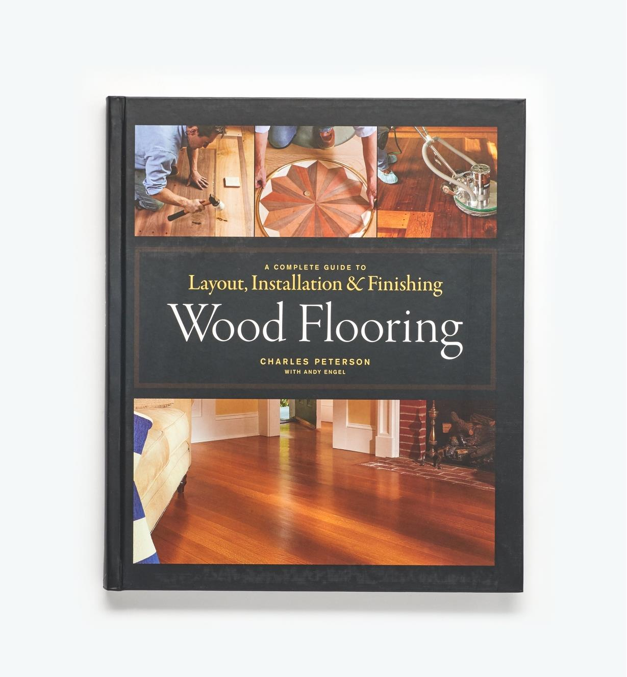73L0487 - Wood Flooring, Book
