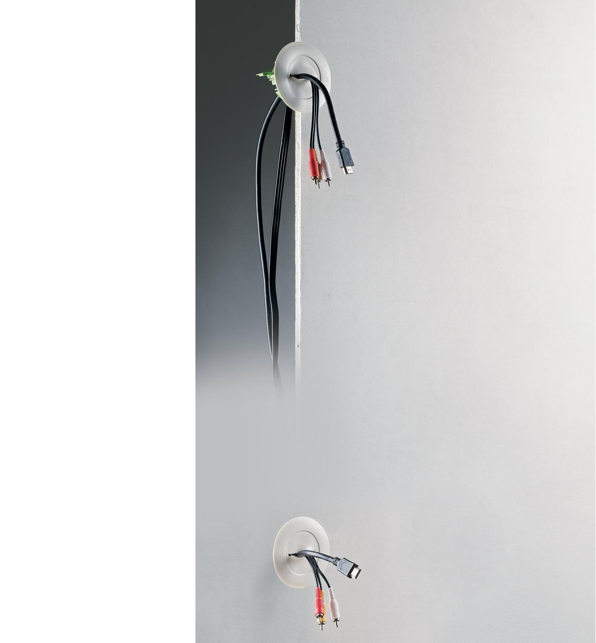 00U1040 - Trousse pour passe-câbles