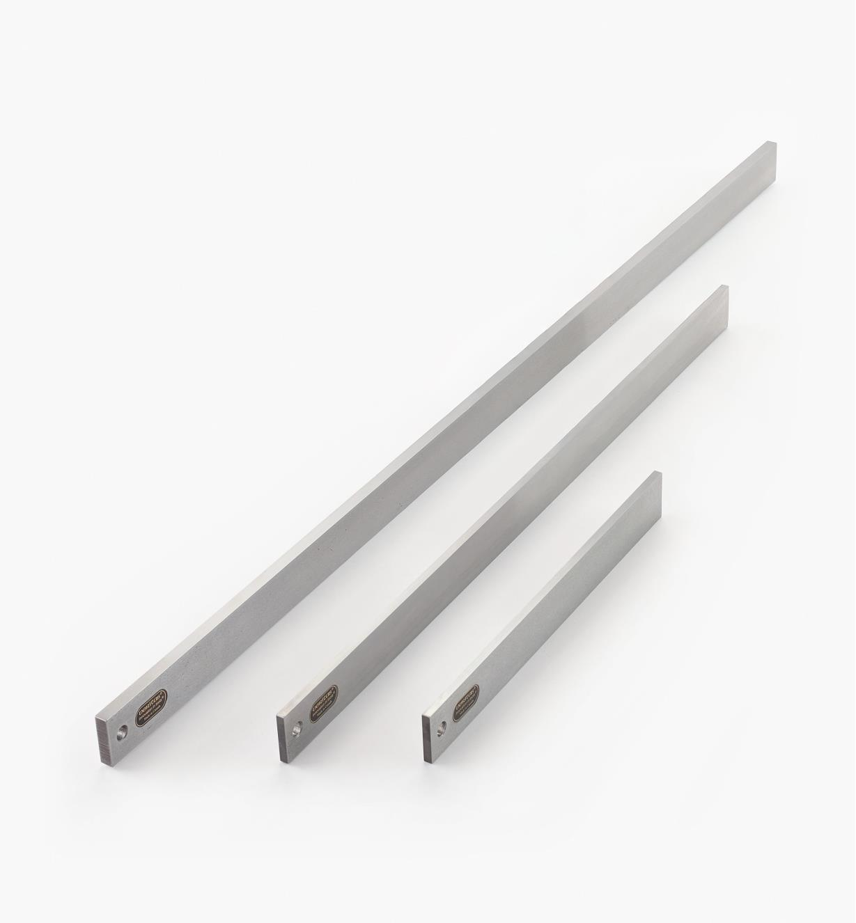 Veritas Steel Straightedges
