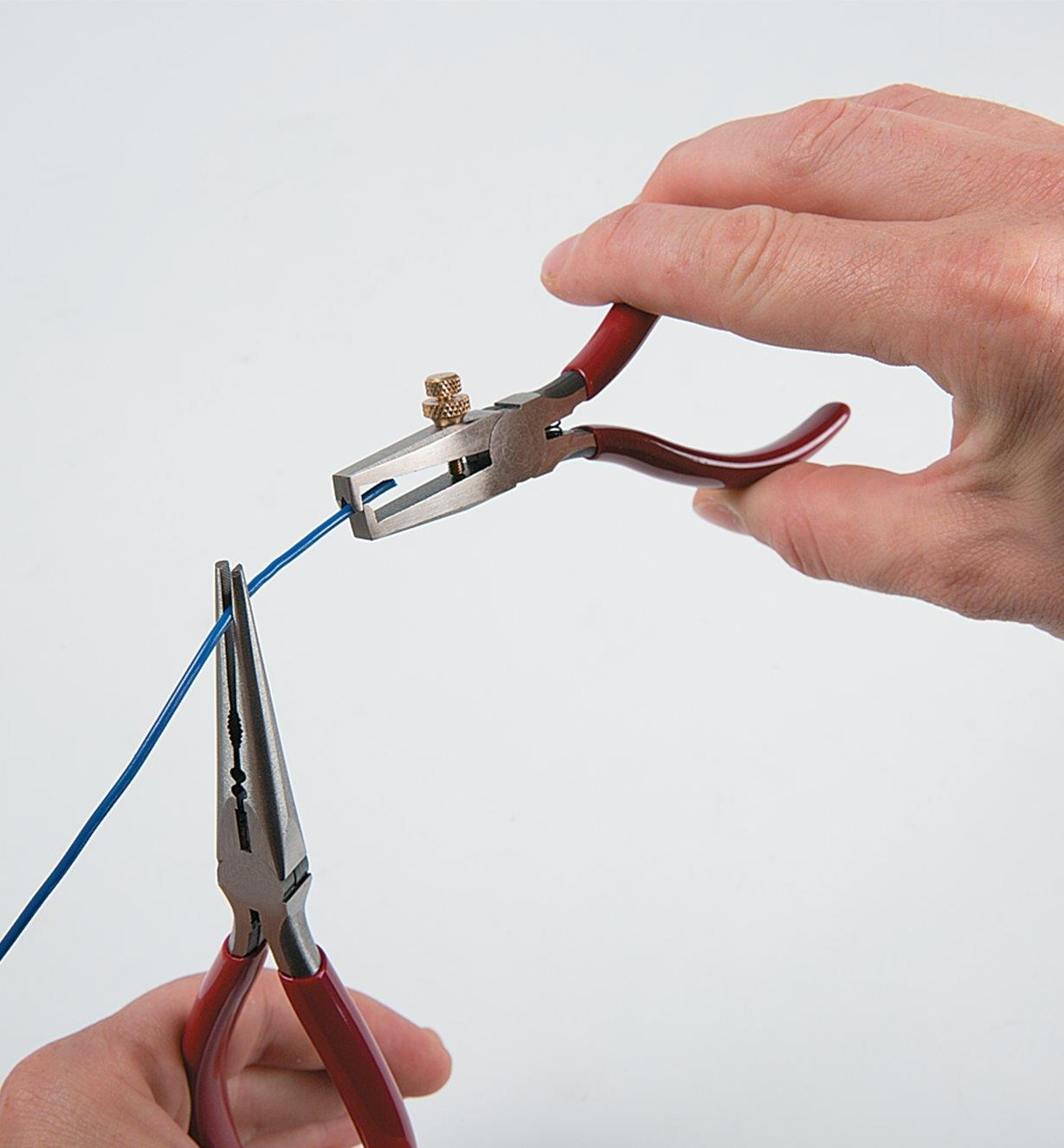 60K2307 - Mini Wire Strippers