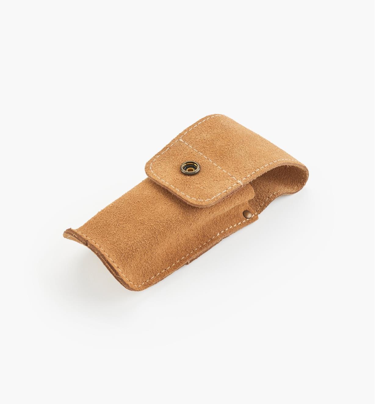 67K7316 - Étui en cuir pour rabot de poche