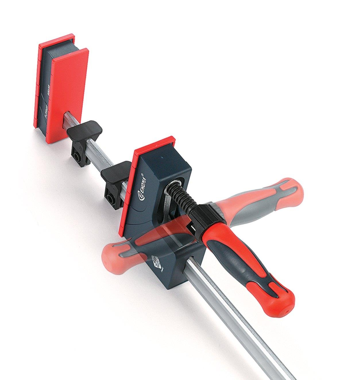 Anti-Slip Parallel Jaw Clamps