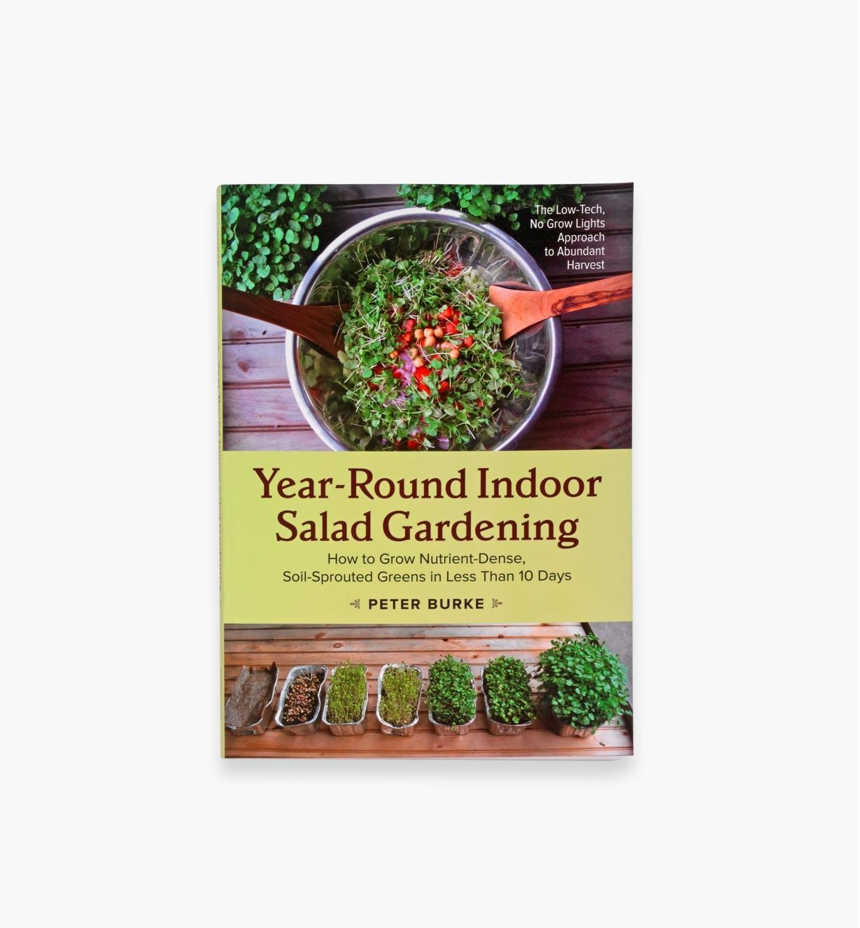 LA572 - Year-Round Indoor Salad Gardening