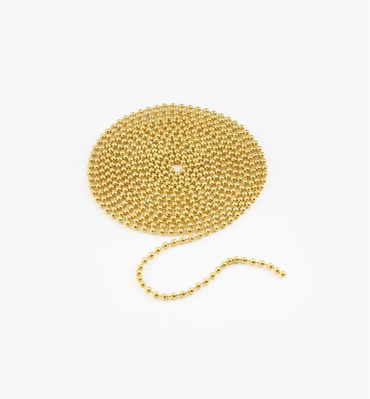 00G4401 - #10 Ball Chain, 10'