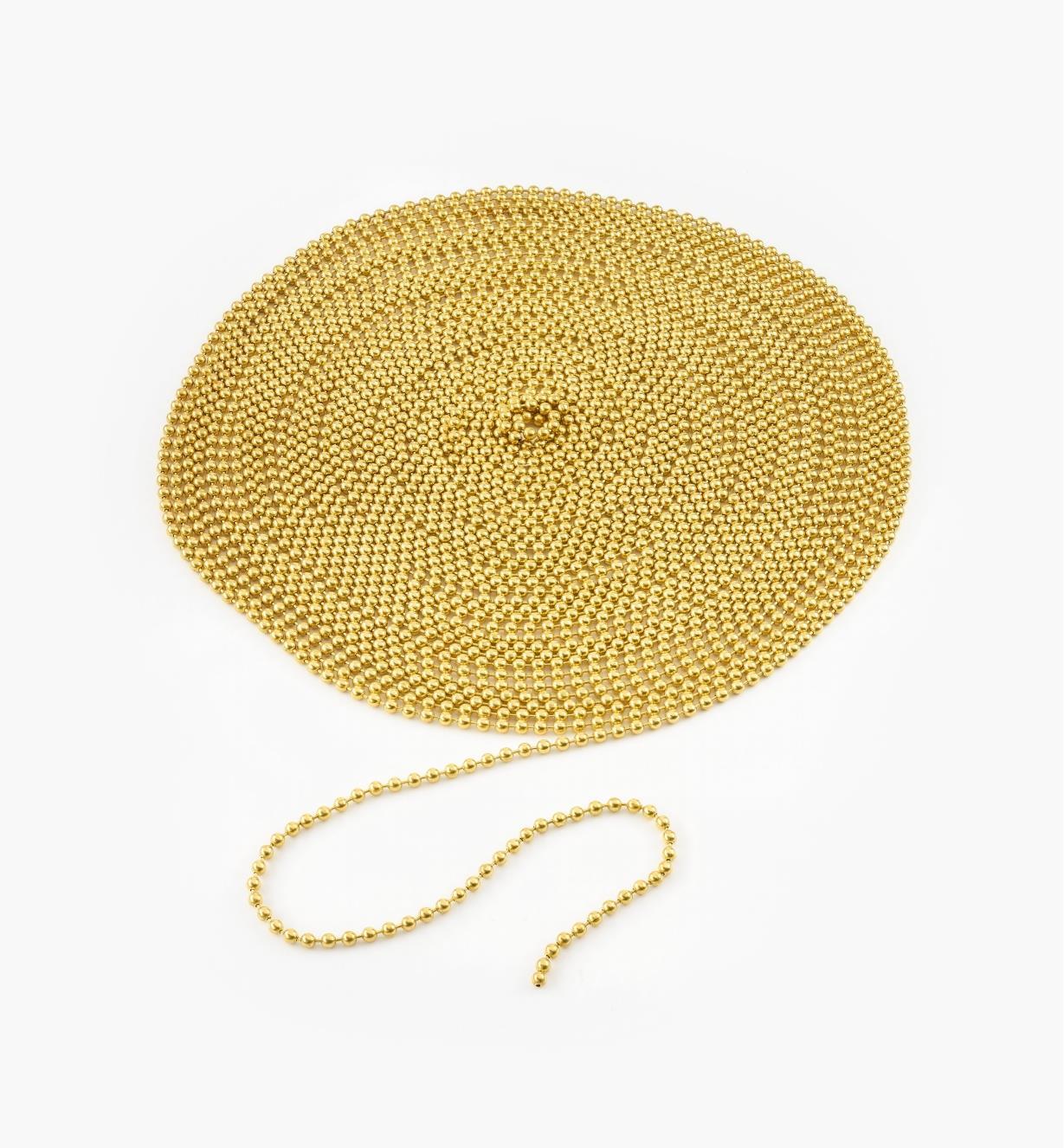 00G4402 - #10 Ball Chain, 50'