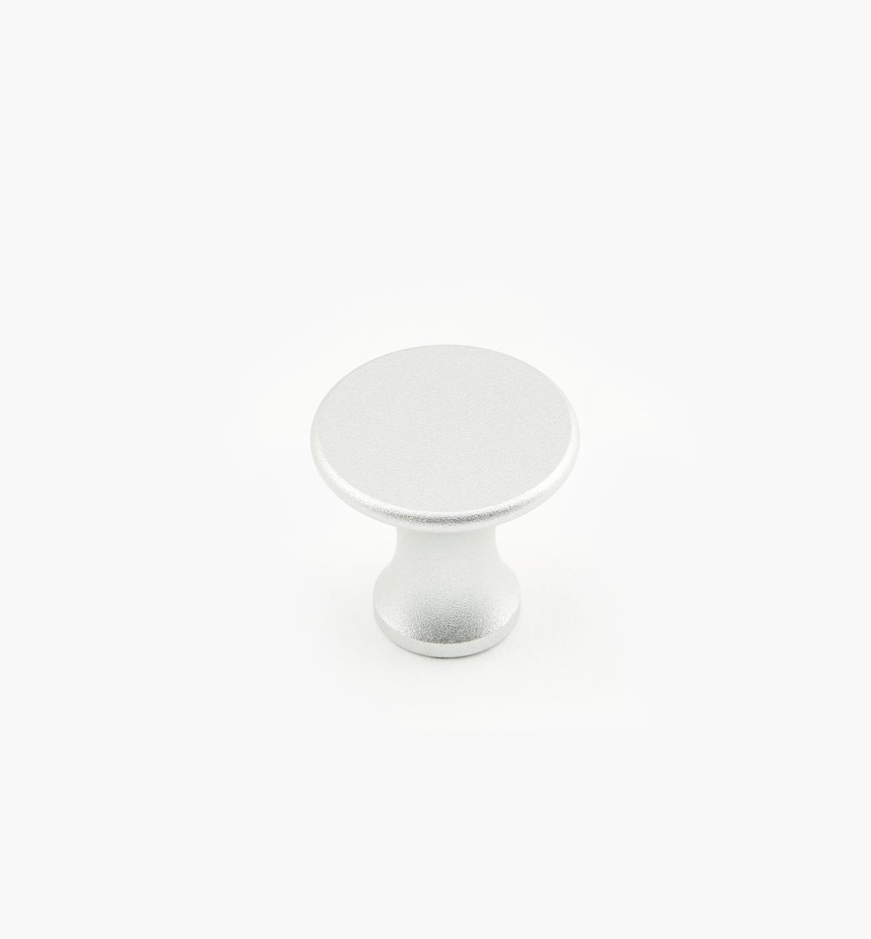 01W9750 - 20mm x 18mm Aluminum Knob