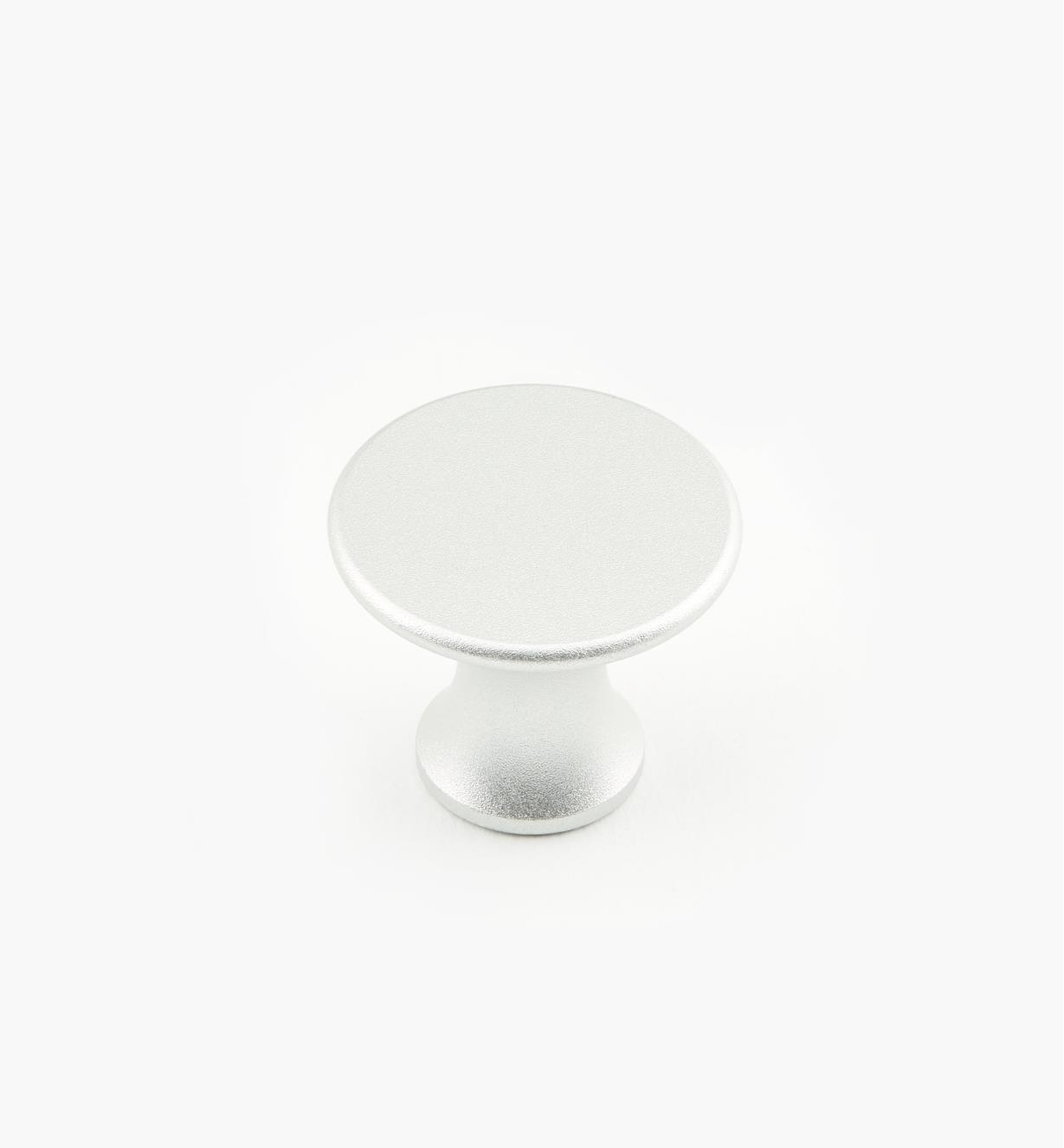 01W9751 - 25mm x 20mm Aluminum Knob