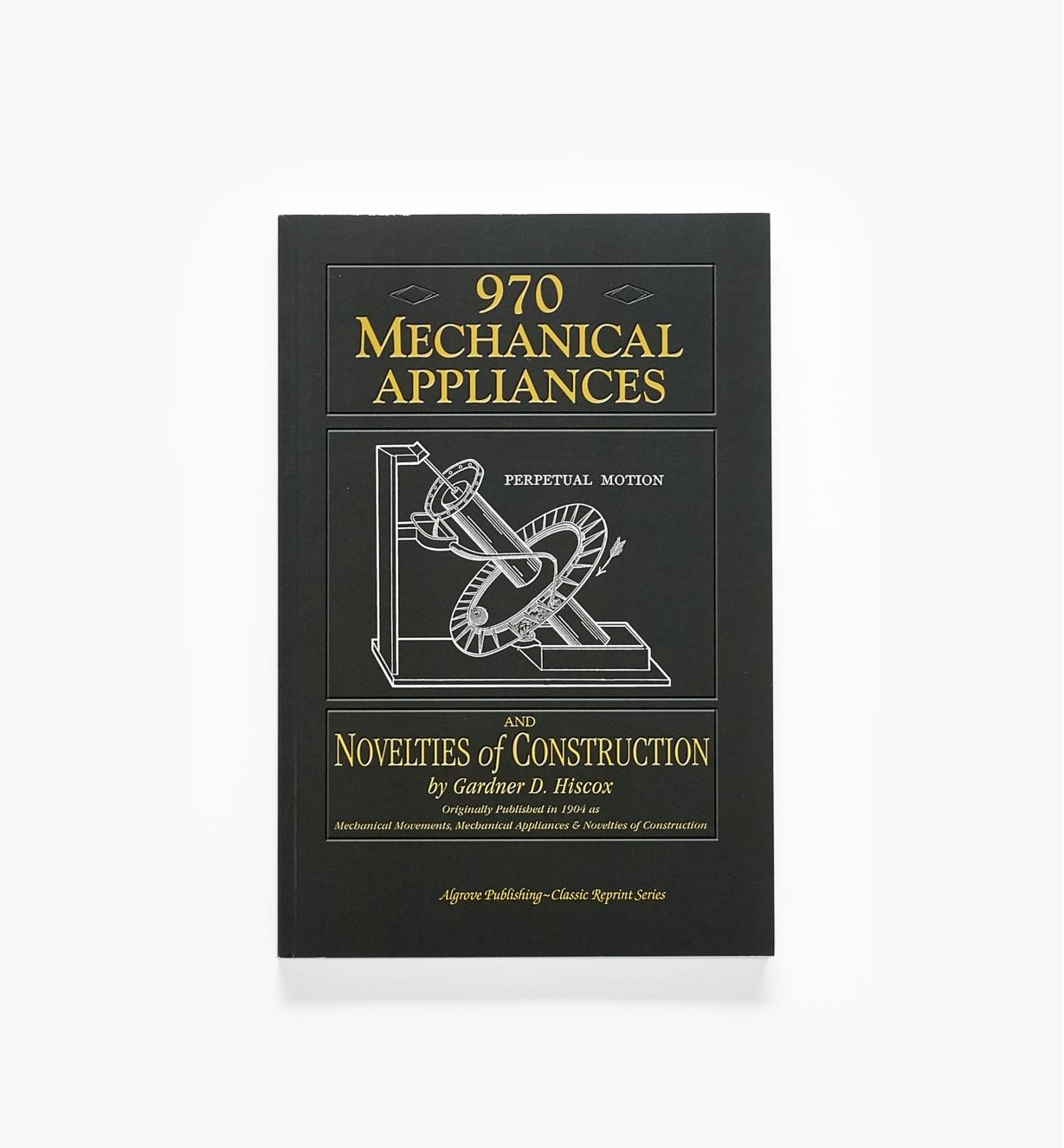 49L8055 - 970 Mechanical Appliances and Novelties of Construction