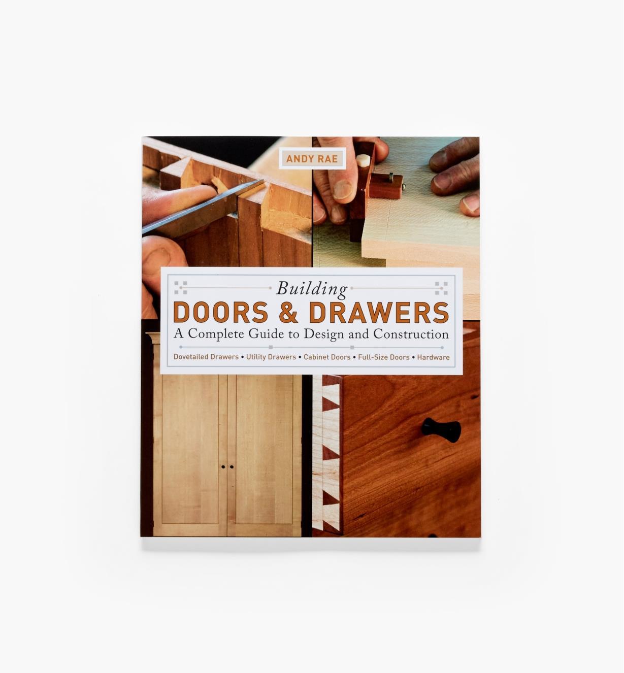 73L0268 - Building Doors & Drawers - Book