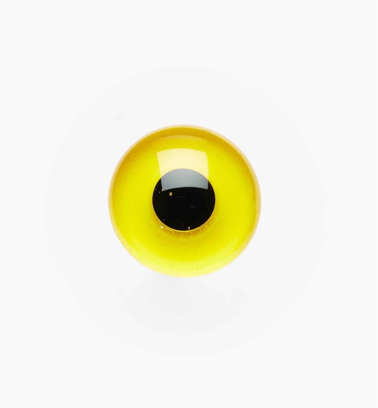93K0610 - Pr 10mm Yellow Eyes