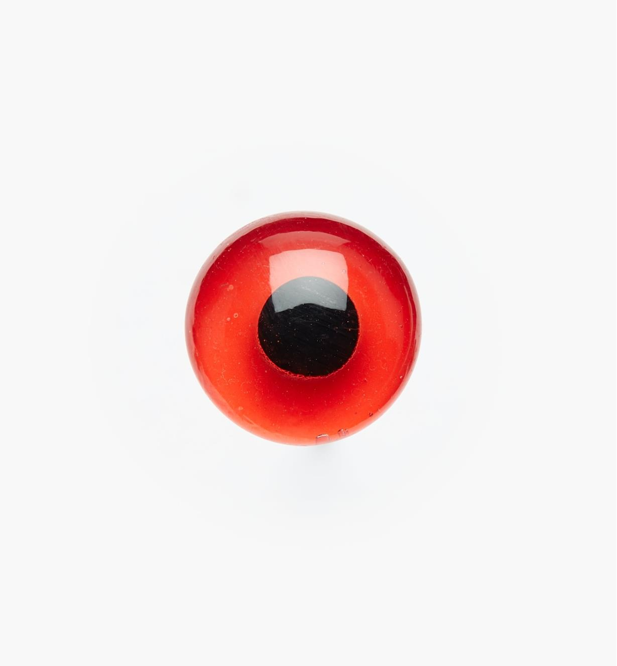 93K0710 - Pr 10mm Red Eyes