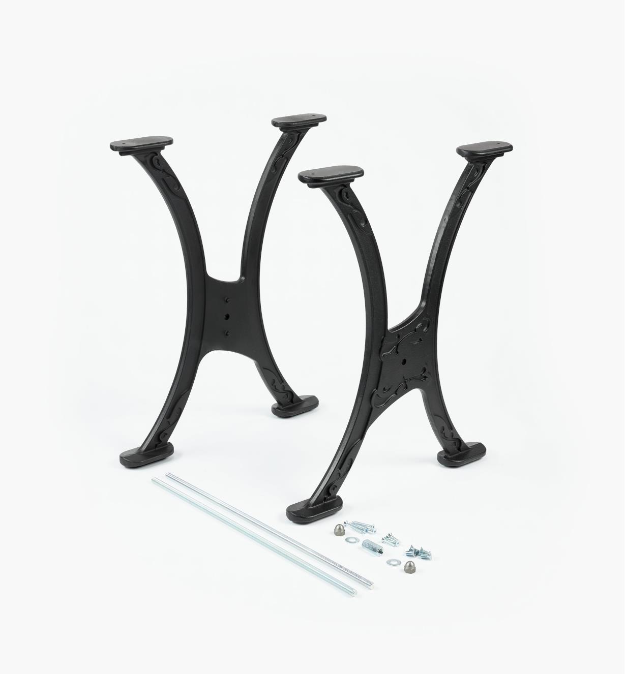 Cast Iron Legs Lee Valley Tools