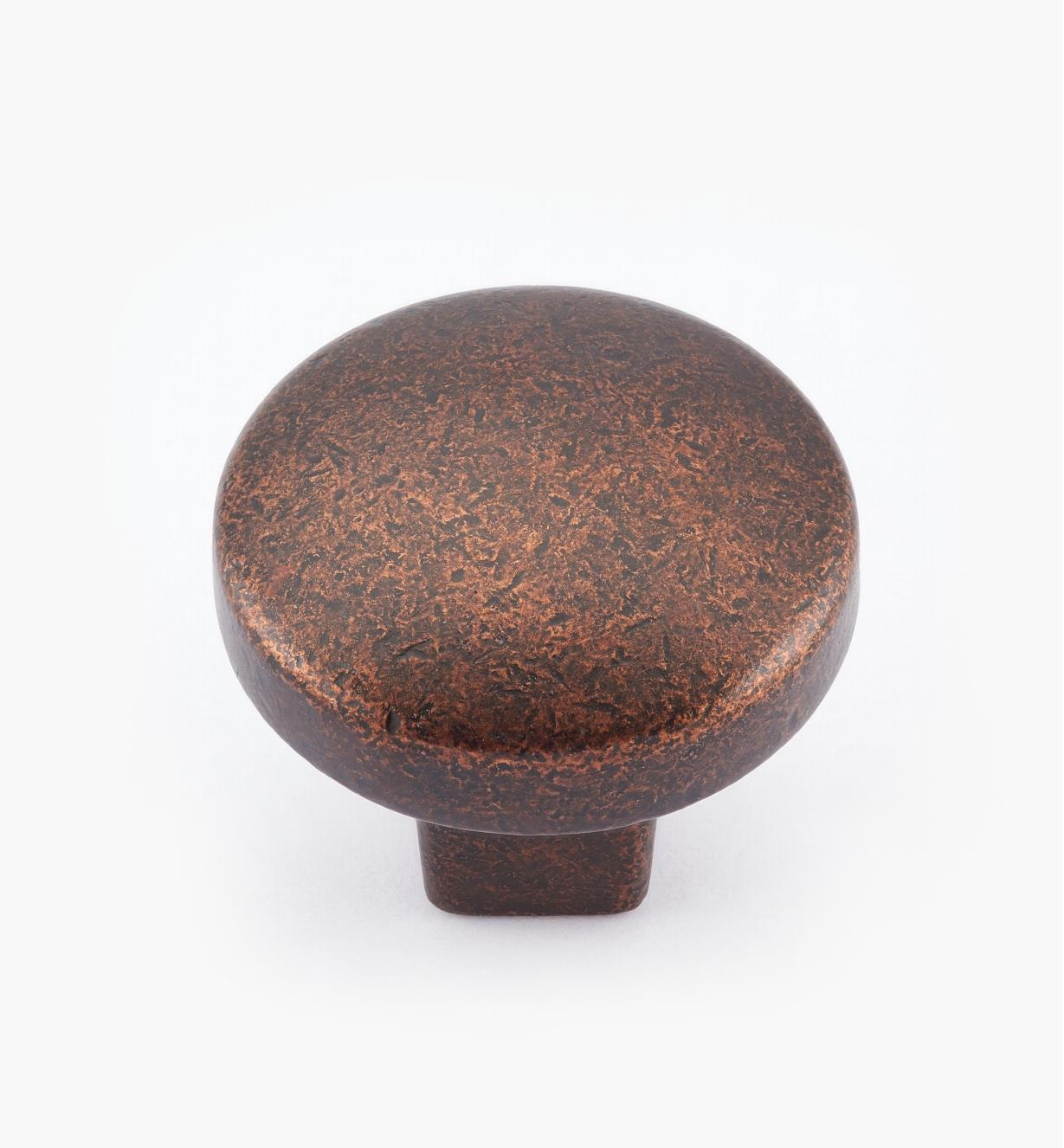 02A0972 - Forgings Rich Bronze Castings Knob