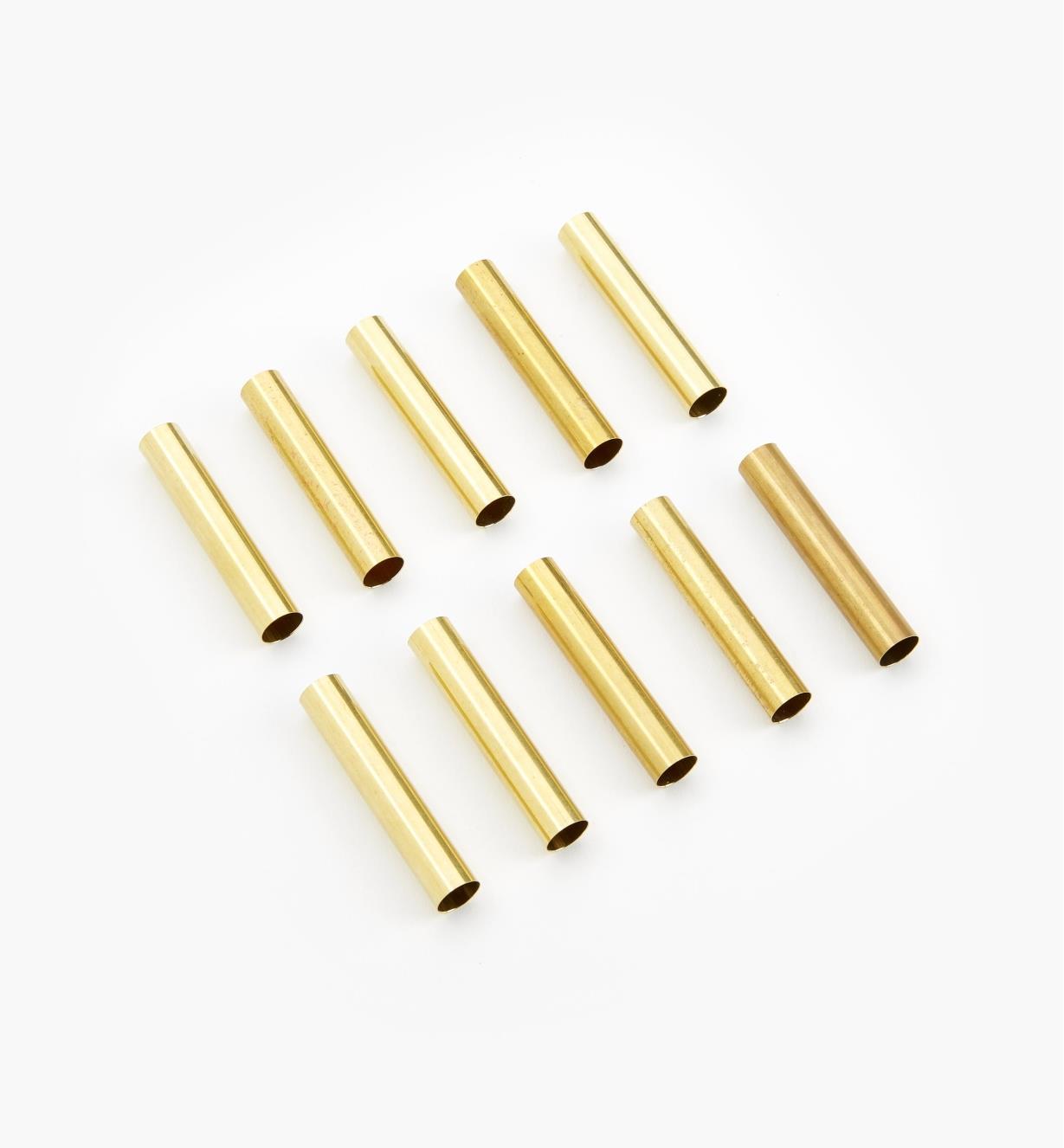 88K7844 - Tubes de remplacement pour 5 stylos à bille roulante ou stylos-plumes