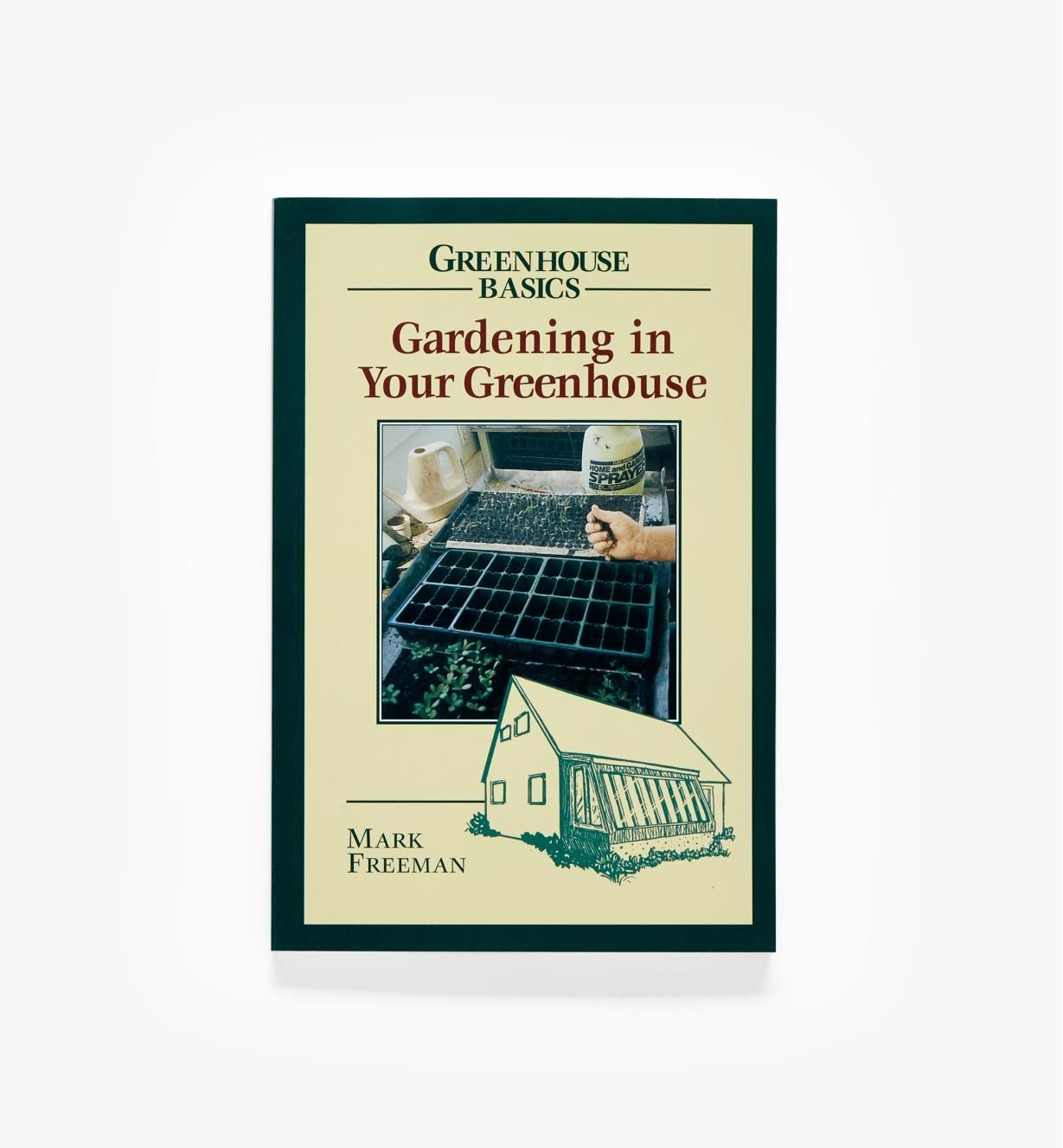 LA824 - Gardening in Your Greenhouse