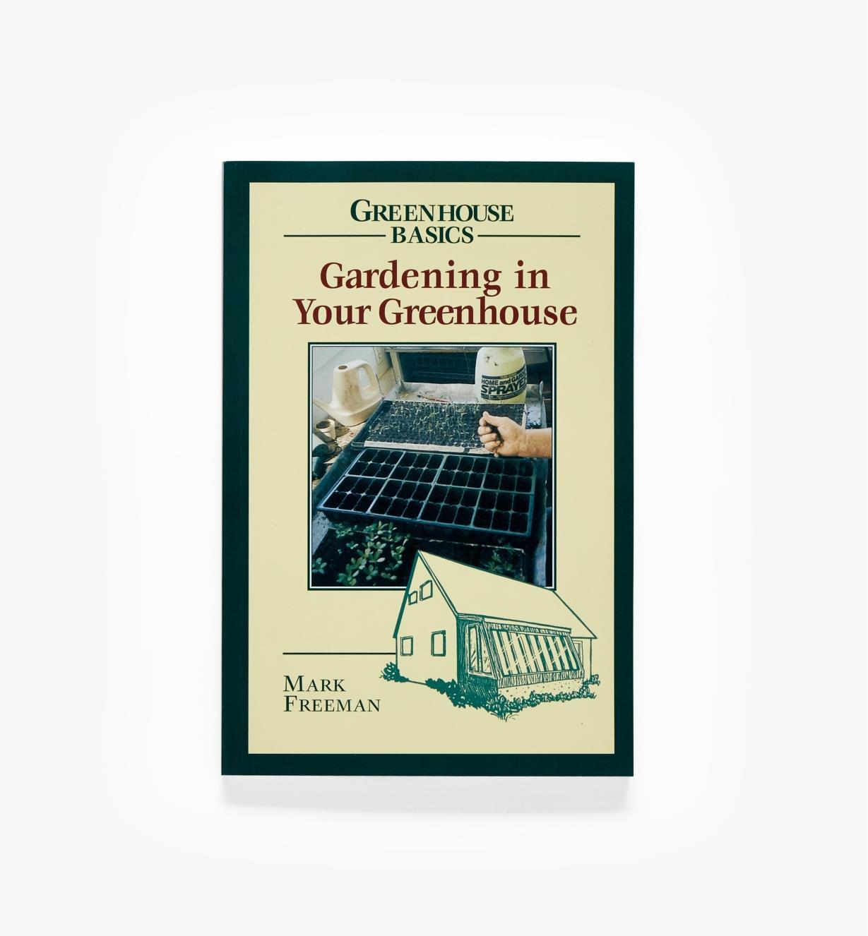 LA824 - Gardening in Your Greenhouse