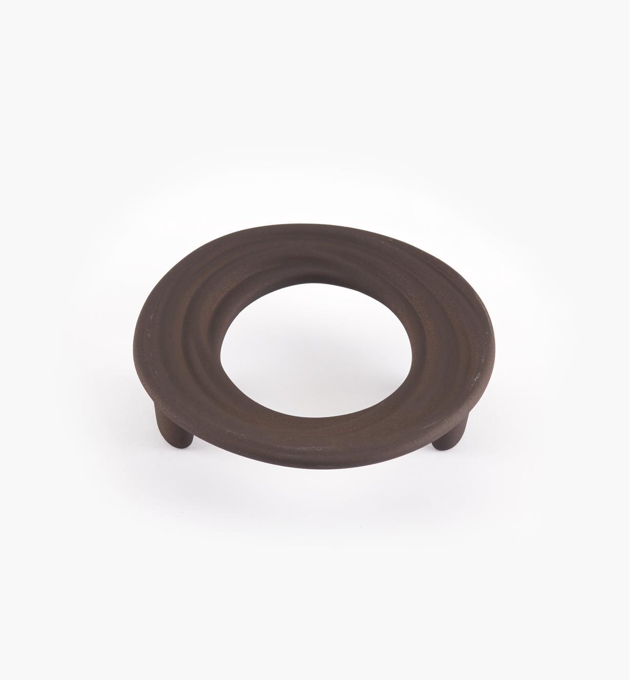 00A7416 - Poignée Oasis ronde, finikassite, 64mm