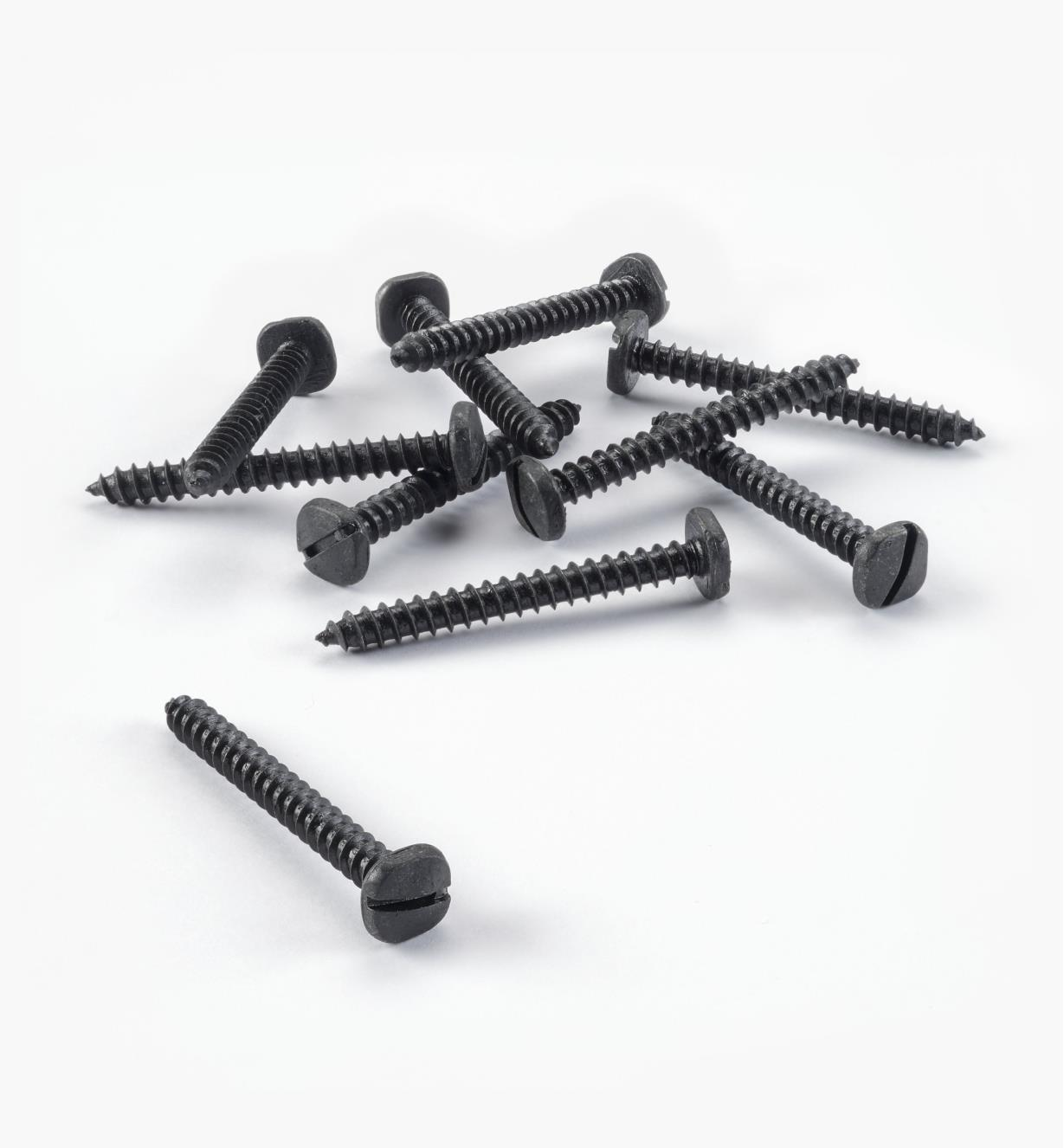"01X3892 - #8 x 1 1/2"" Pyramid Screws,pkg. of 10"