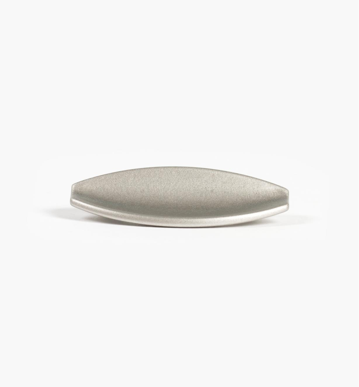 02W3925 - 32mm x 20mm Palladium Rounded Flap Pull