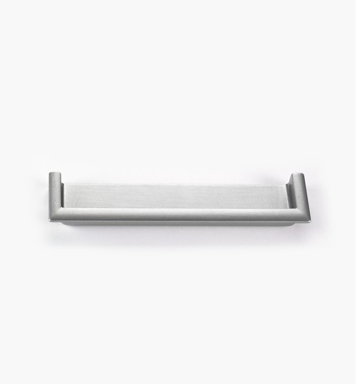 02W3966 - Palladium Recessed Pull, 37mm x 165mm
