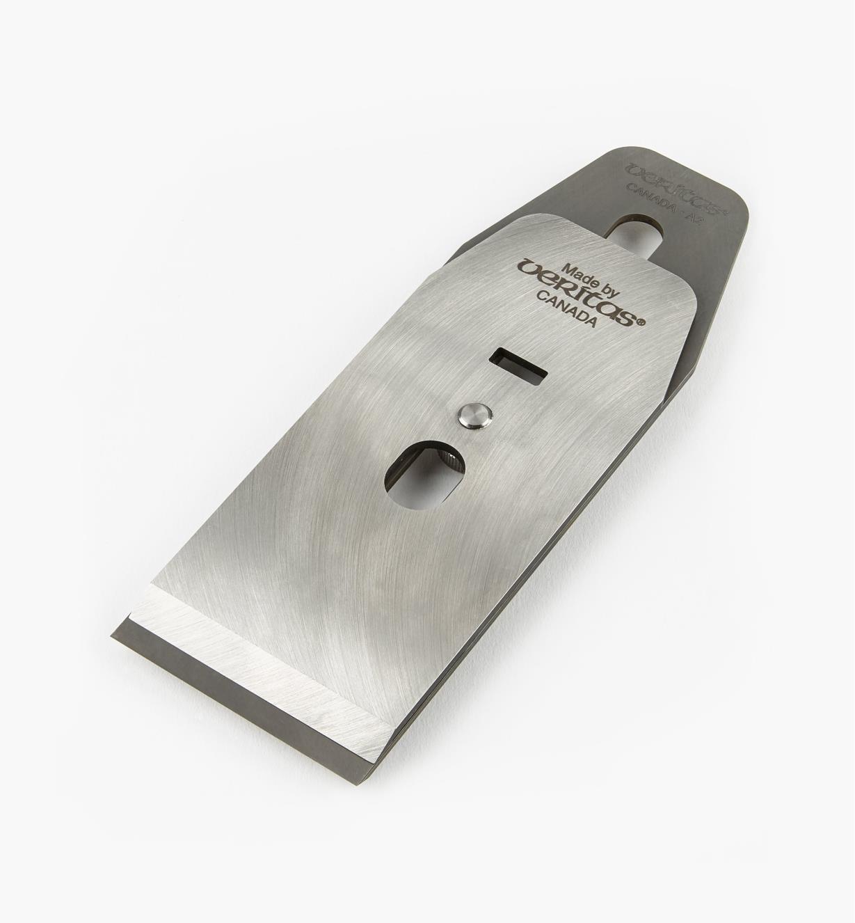 """05P3115 - 2 3/8"""" A2 Blade & Veritas Cap Iron"""