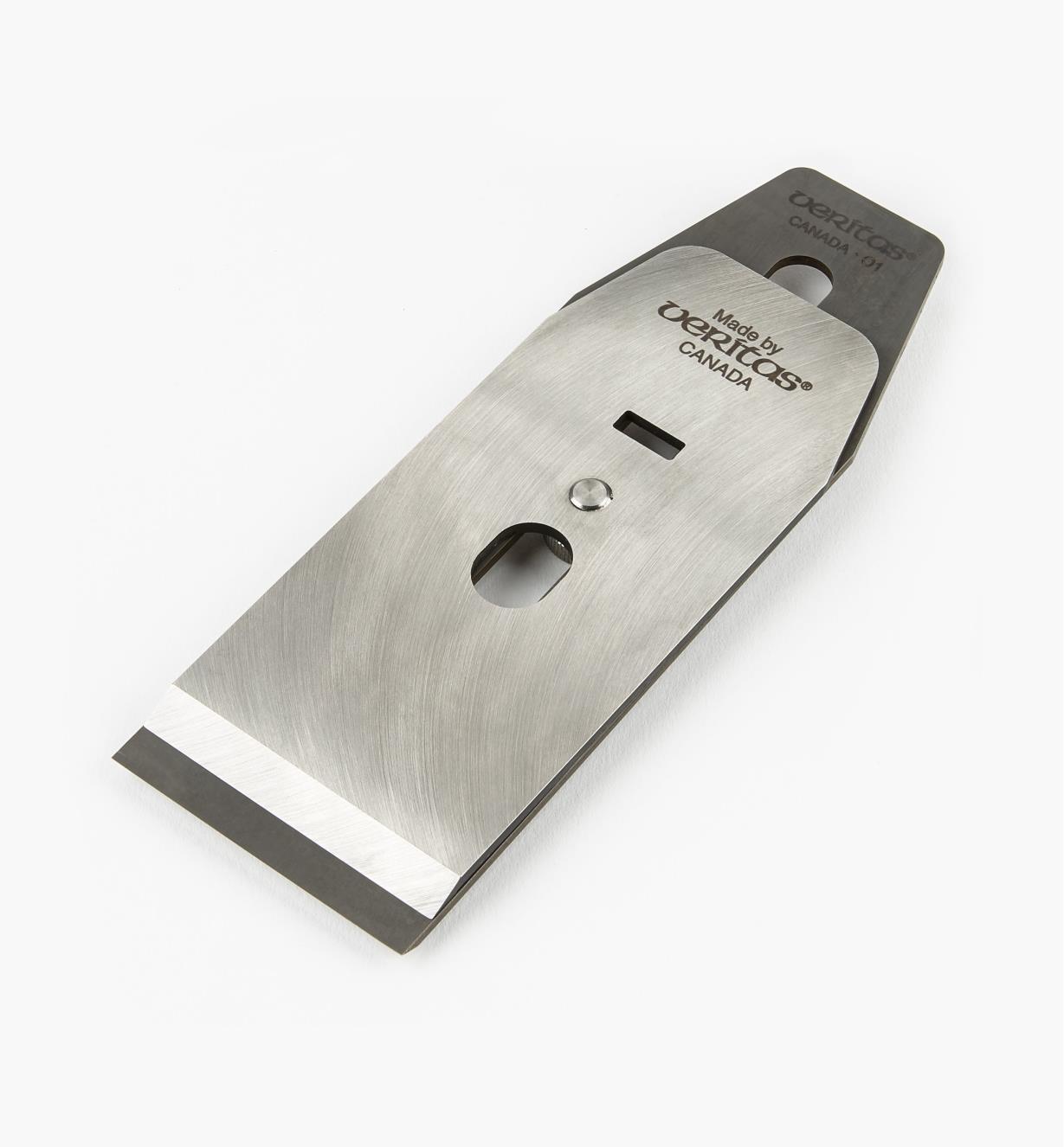 """05P3135 - 2 3/8"""" O1 Blade & Veritas Cap Iron"""