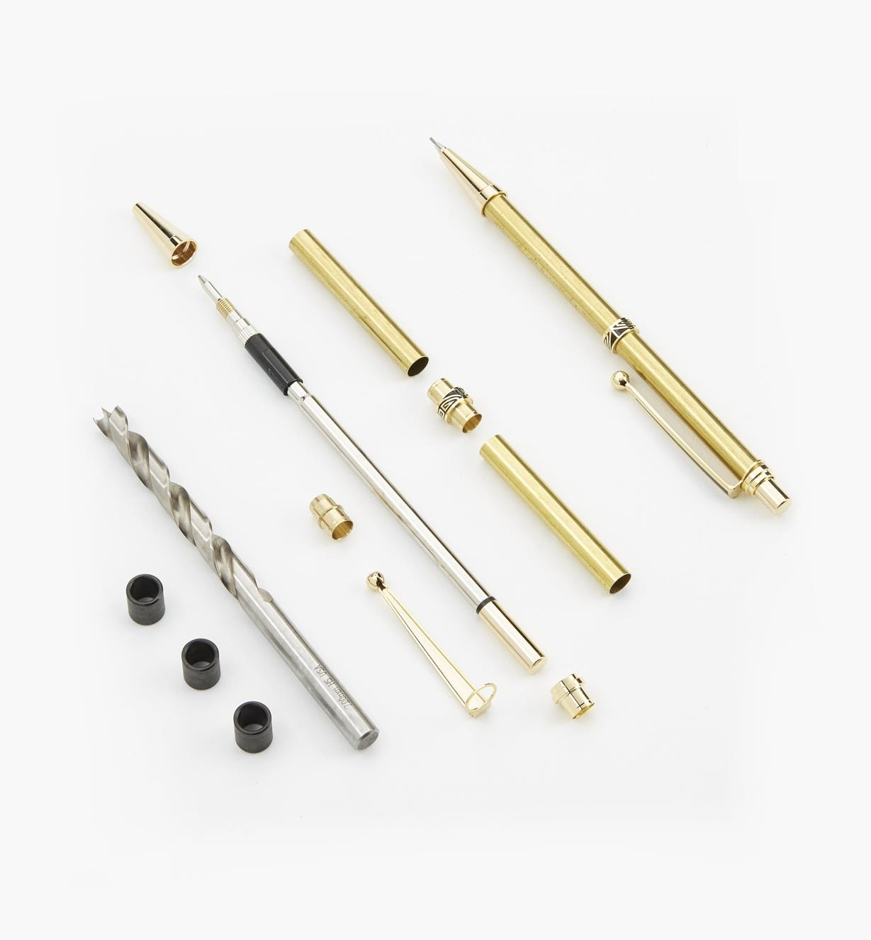 88K7797 - Slim-Style Deco Pencil Starter Kit