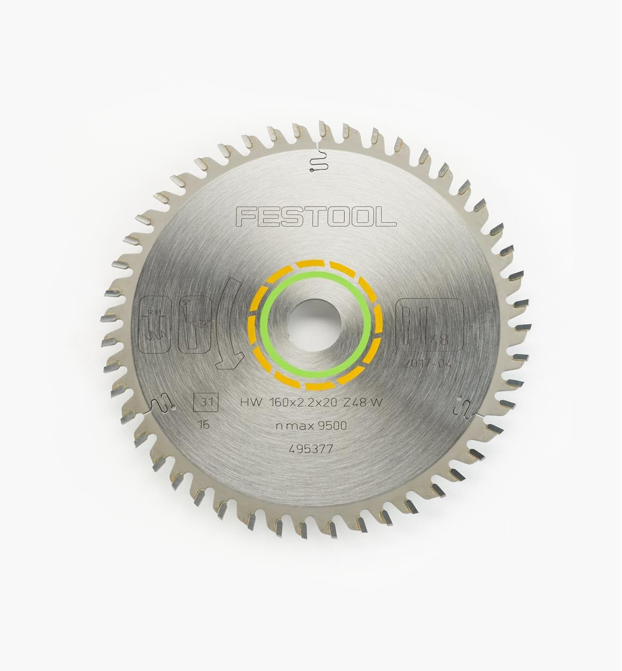 ZA495377 - Fine Tooth TS 55 Saw Blade