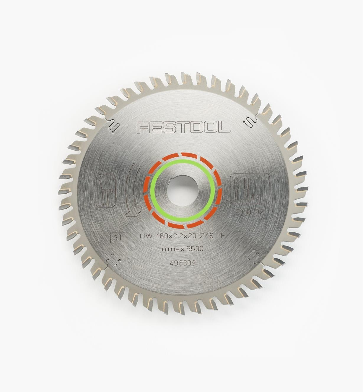 ZA496309 - Solid Surface/Laminate TS 55 Saw Blade