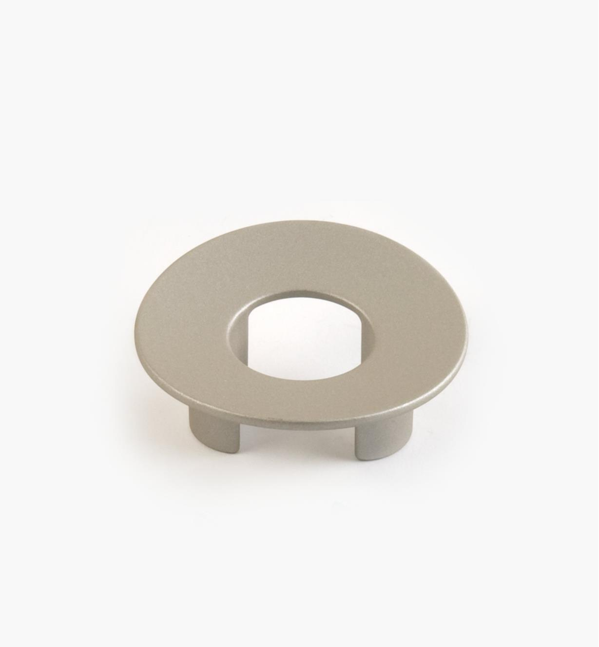 01G1633 - 32mm x 24mm Satin Nickel Round Ventana Pull