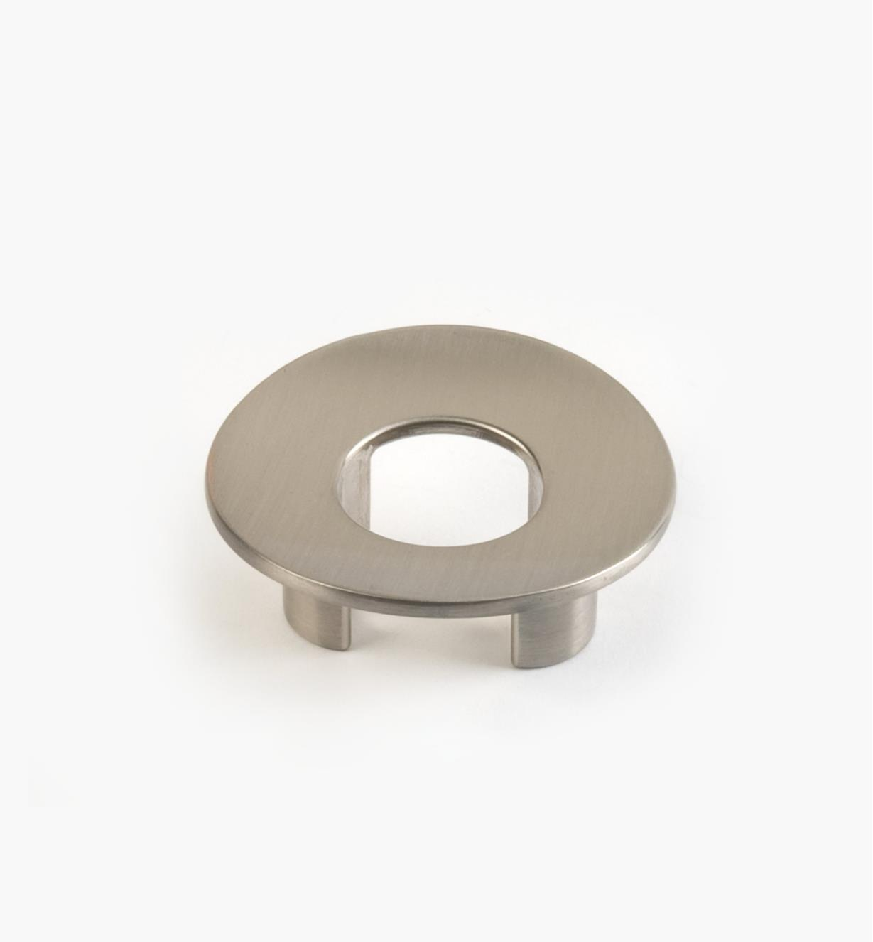 01G1643 - 32mm x 24mm Brushed Nickel Round Ventana Pull