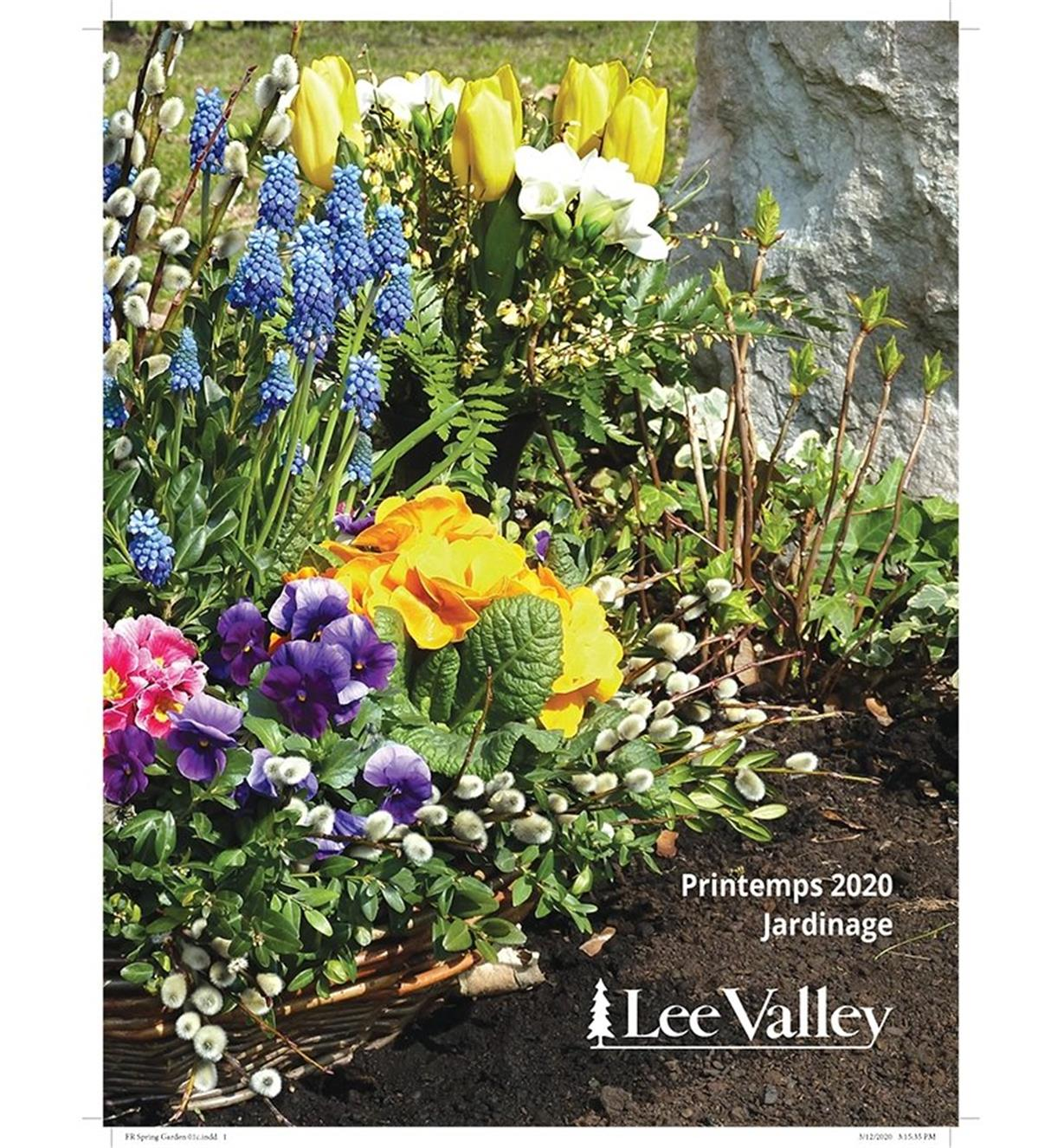 F0420G - Printemps 2020 - Jardinage