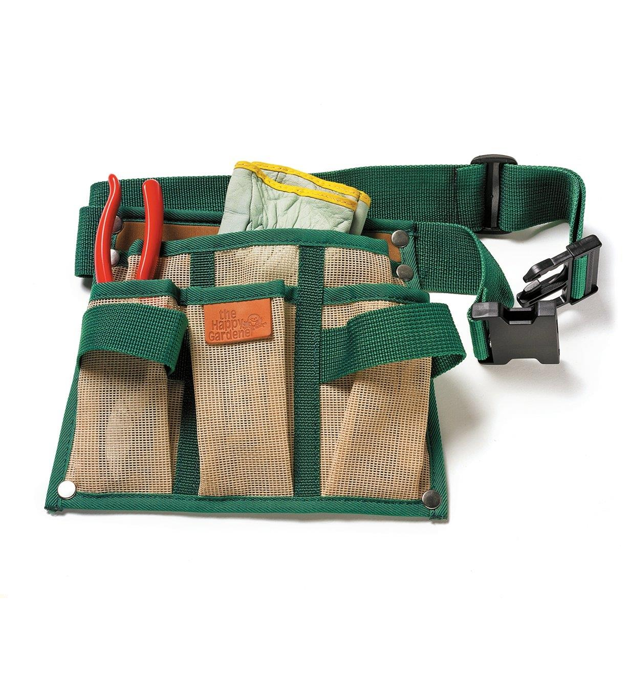 XW103 - 4-Pocket Tool Pouch and Belt