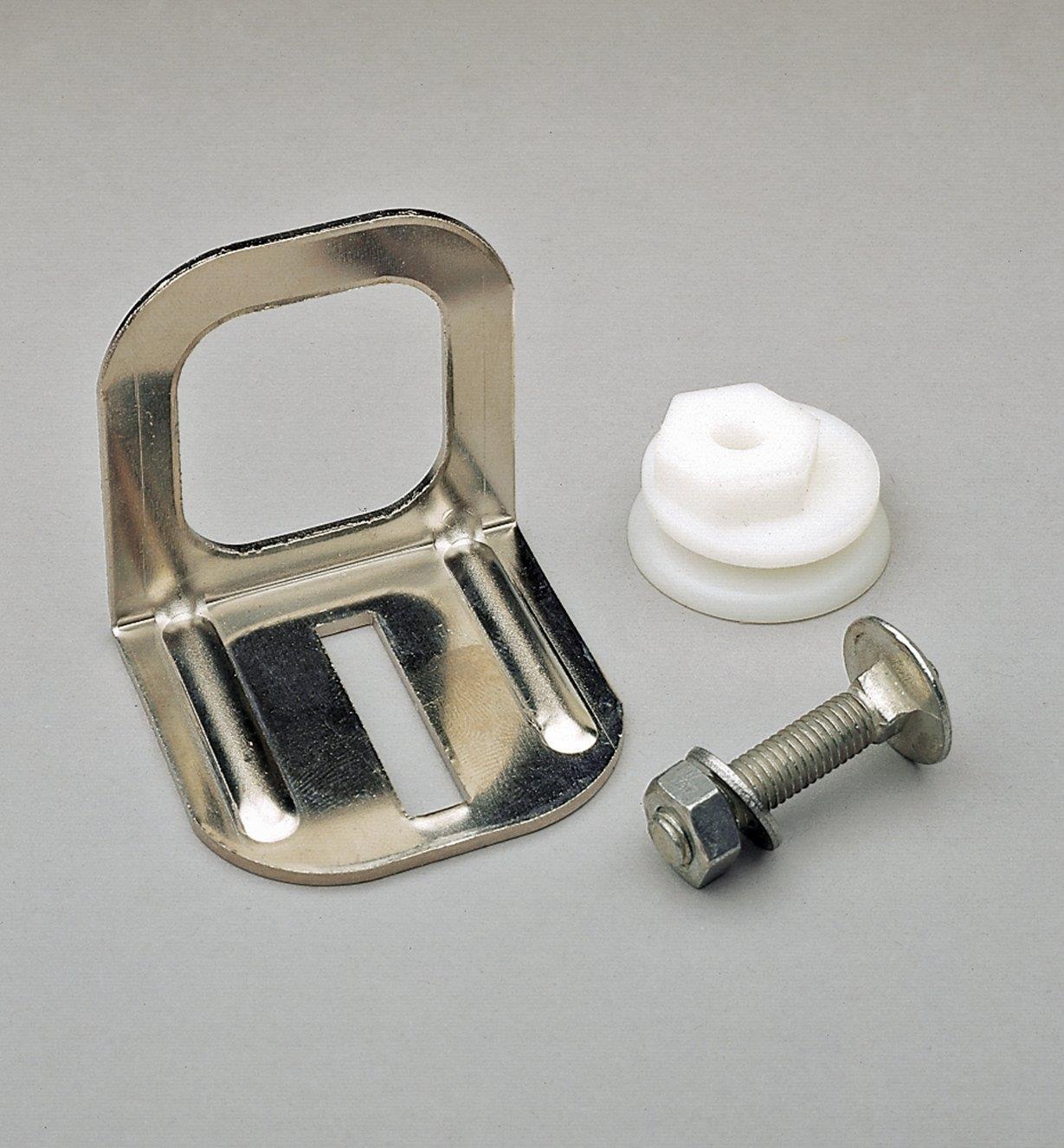 01L0601 - Cabinet Hangers, pr.