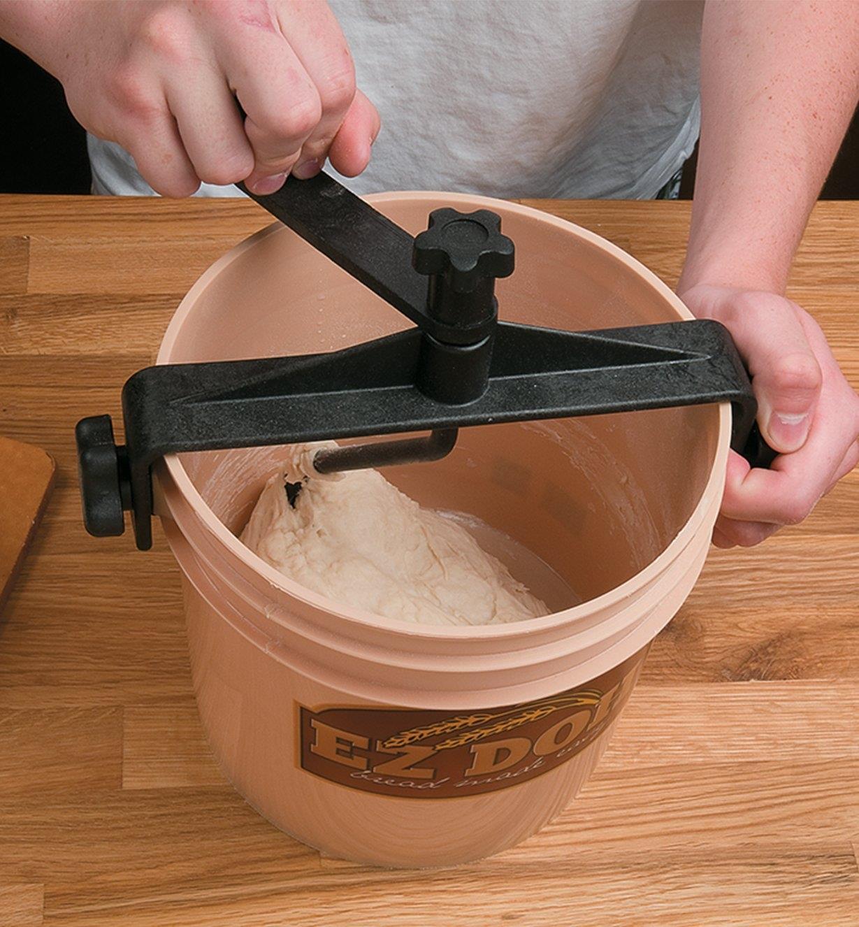 09A0428 - Bread Dough Mixer