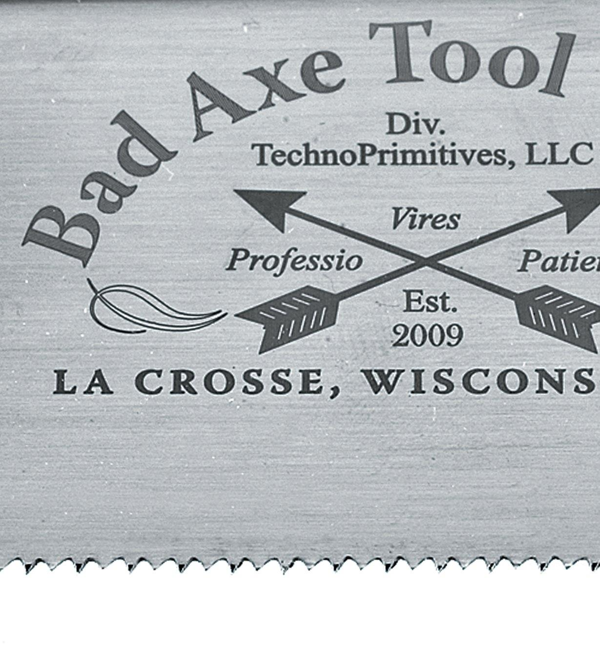 "33T0970 - 10"" Dovetail Saw by Bad Axe Tool Works"