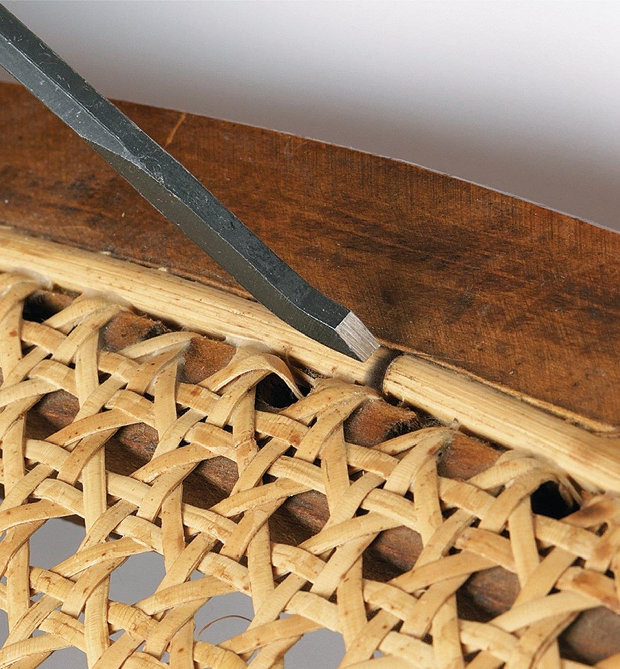 """36K0235 - 1/8"""" Caning Chisel"""