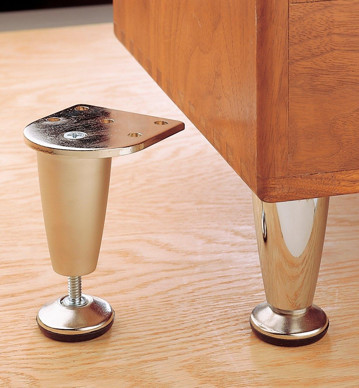Adjustable Cabinet Legs