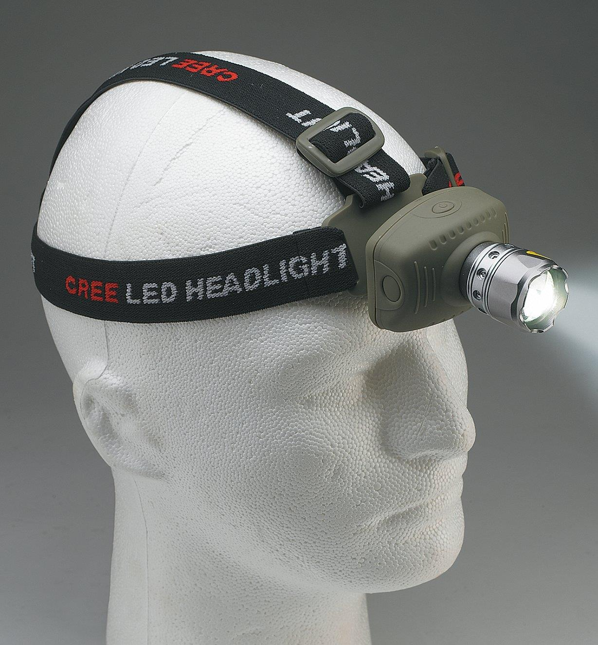 45K1702 - Cree LED Headlamp