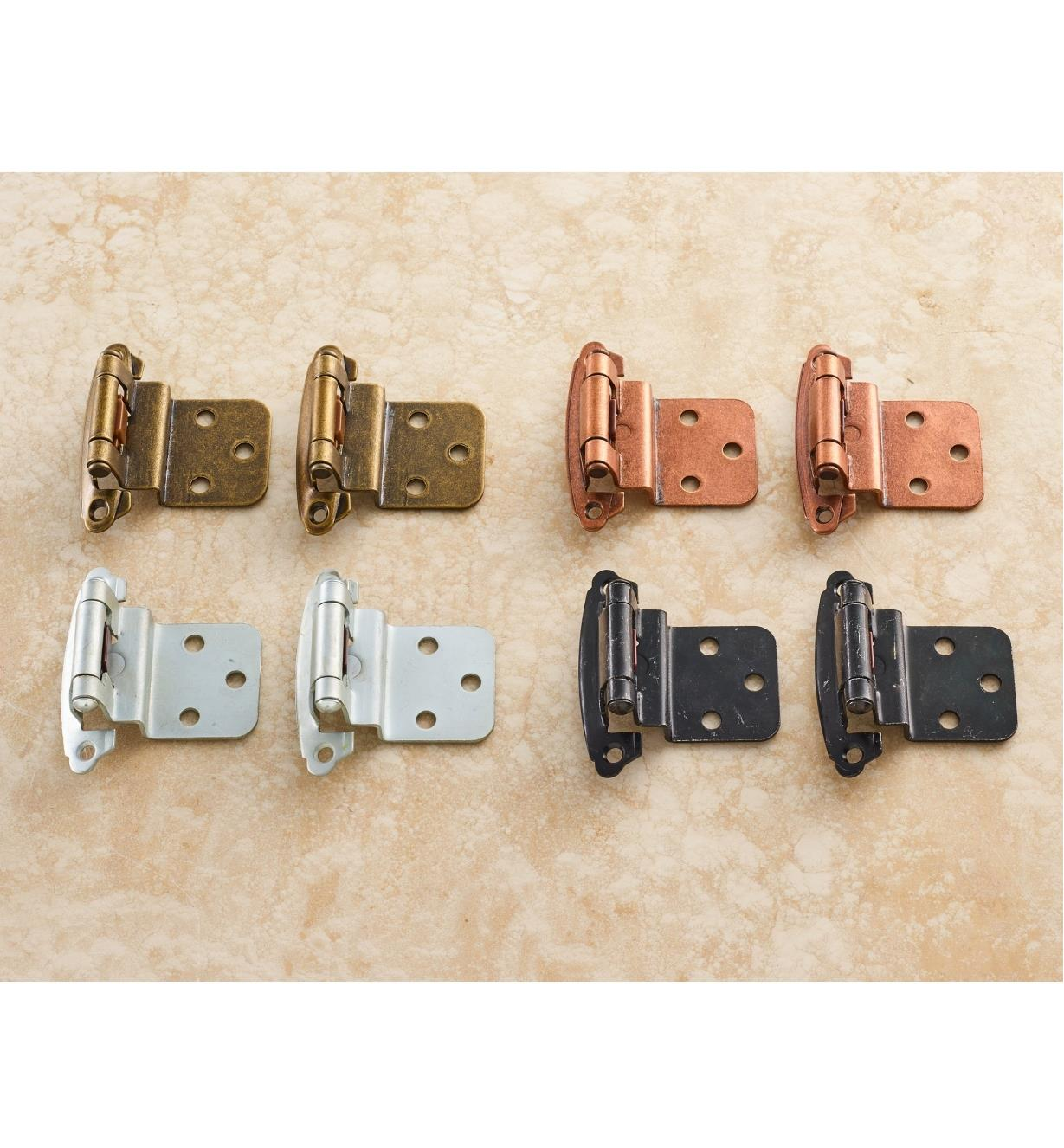 Belwith Surface Self-Closing Offset Hinges